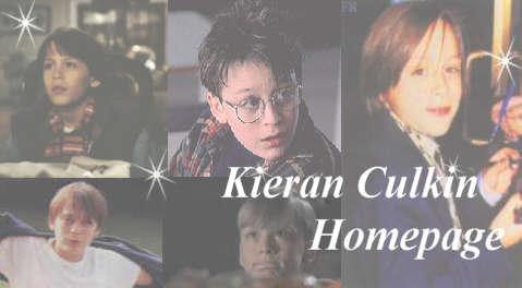 Kieran Homepage